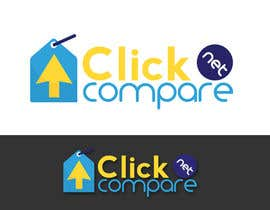 nº 10 pour Design a Logo for ClickCompare.net par adrianiyap