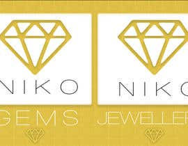 #90 for A beautiful impressive logo needed for natural untreated gemstones websites www.nikogems.com and www.nikojewelry.com af theKoolwool