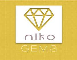 #96 for A beautiful impressive logo needed for natural untreated gemstones websites www.nikogems.com and www.nikojewelry.com af theKoolwool