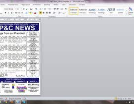 #19 untuk Microsoft Word Document Formating (Design) oleh bluedartdesigner