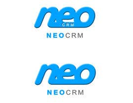 #57 for Logo NeoCRM by argpan