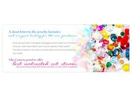 #26 untuk Design a Banner for Jewelry website oleh Designer0713