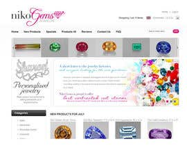 nº 27 pour Design a Banner for Jewelry website par Designer0713