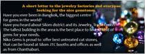 Bài tham dự #4 về Graphic Design cho cuộc thi Design a Banner for Jewelry website