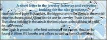 Bài tham dự #10 về Graphic Design cho cuộc thi Design a Banner for Jewelry website