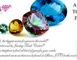 #33 for Design a Banner for Jewelry website by manichtc
