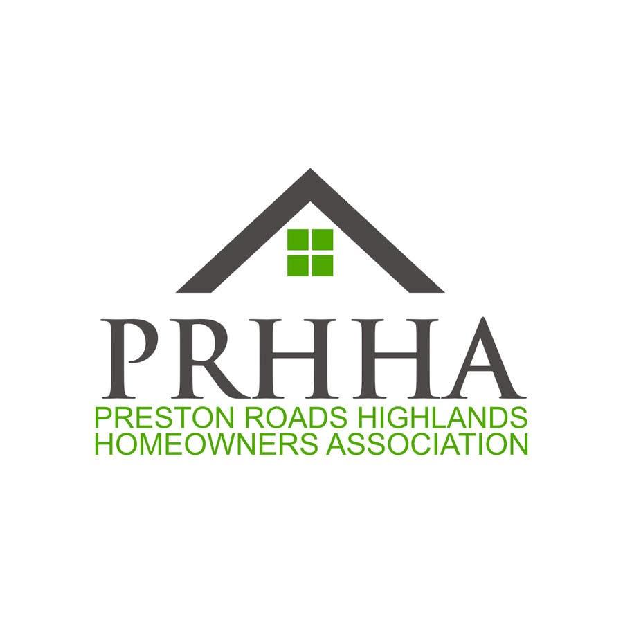 Bài tham dự cuộc thi #                                        40                                      cho                                         Logo Design - Homeowners Association