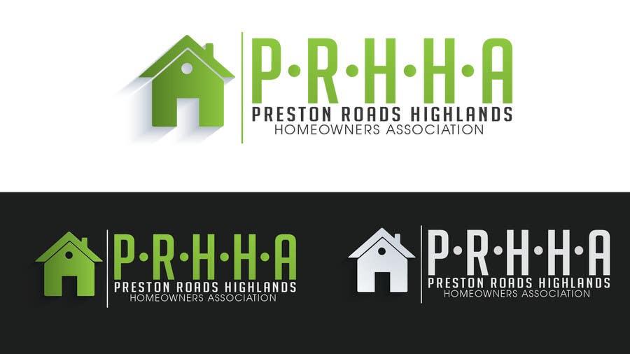 Bài tham dự cuộc thi #                                        63                                      cho                                         Logo Design - Homeowners Association