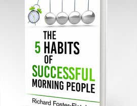 espaciom tarafından EBook cover design - The 5 Habits of Successful Morning People için no 75