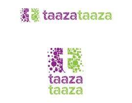 """#65 para """"taaza taaza"""" logo design de screenprintart"""