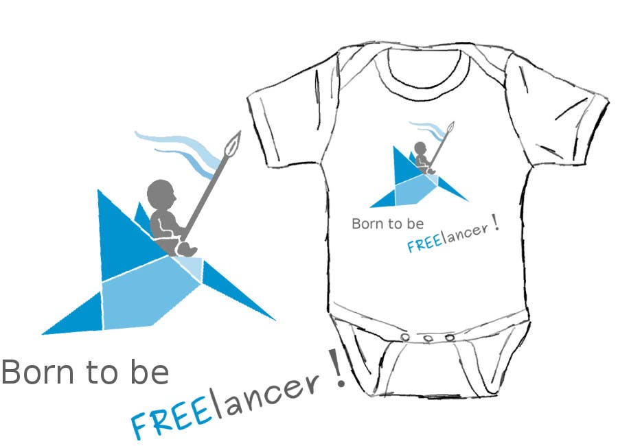 #3 for Freelancer.com Baby Clothes by Arvensis