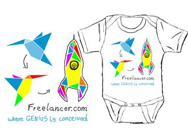 #4 for Freelancer.com Baby Clothes by Arvensis