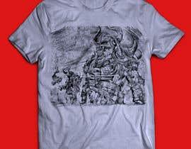 #12 dla Design a T-Shirt przez abunayempavel