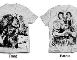 #20 dla Design a T-Shirt przez abunayempavel