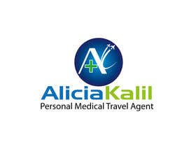"woow7 tarafından Design a Name & Logo using ""Alicia Kalil - Your Personal Medical Travel Agent için no 30"