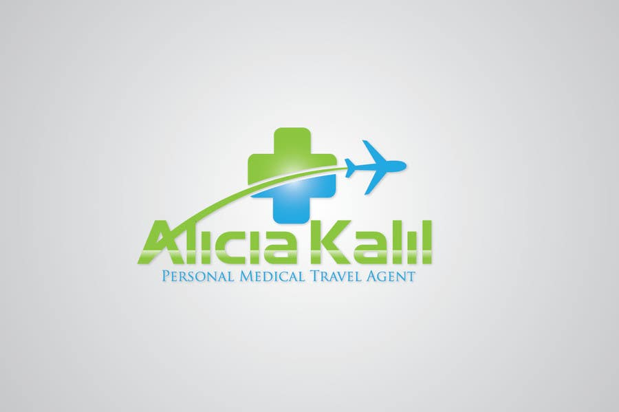 "Inscrição nº 60 do Concurso para Design a Name & Logo using ""Alicia Kalil - Your Personal Medical Travel Agent"