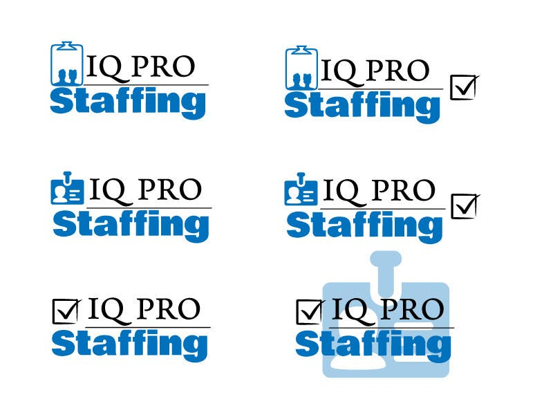 Bài tham dự cuộc thi #                                        26                                      cho                                         Develop a Corporate Identity for IQPro Staffing