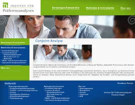 #91 для Website Design for small marketing consulting company от r3x