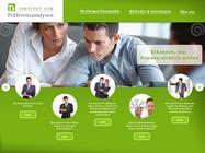 Graphic Design Kilpailutyö #101 kilpailuun Website Design for small marketing consulting company