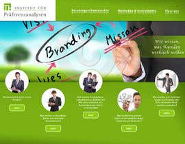 #80 untuk Website Design for small marketing consulting company oleh r3x