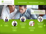 Graphic Design Kilpailutyö #98 kilpailuun Website Design for small marketing consulting company