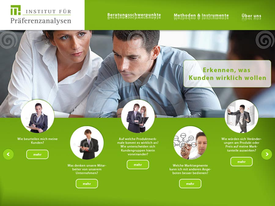 Contest Entry #                                        98                                      for                                         Website Design for small marketing consulting company