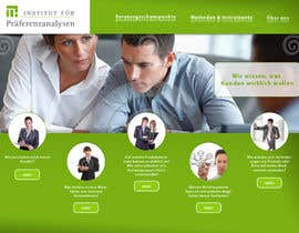 #61 untuk Website Design for small marketing consulting company oleh r3x