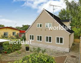 nº 16 pour Change the look of two pictures of a house to look like another house par Worldart