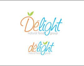 #105 for Design a Logo for Delight Natural Food Group by rueldecastro