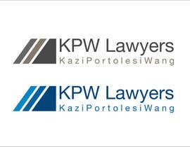 #189 for Design a Logo for Kazi Portolesi & Wang lawyers af taganherbord