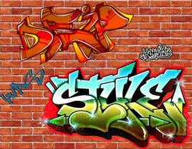 #3 for graffiti design af ExquisiteWork16