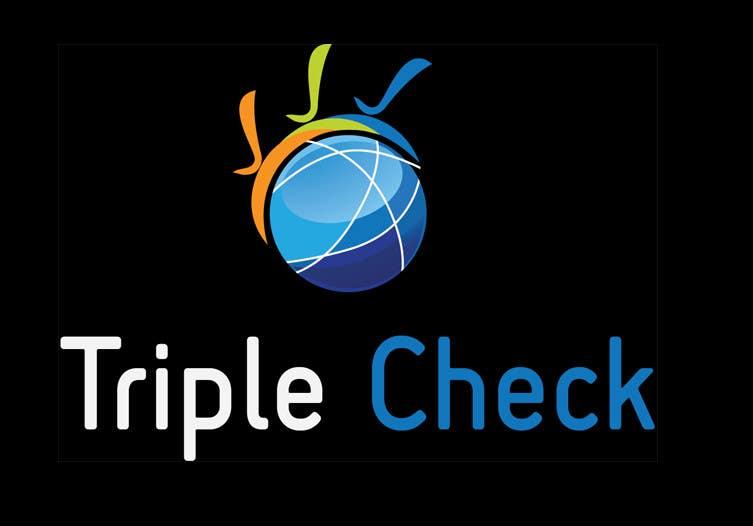 Kilpailutyö #18 kilpailussa Triplecheck logo and stamp
