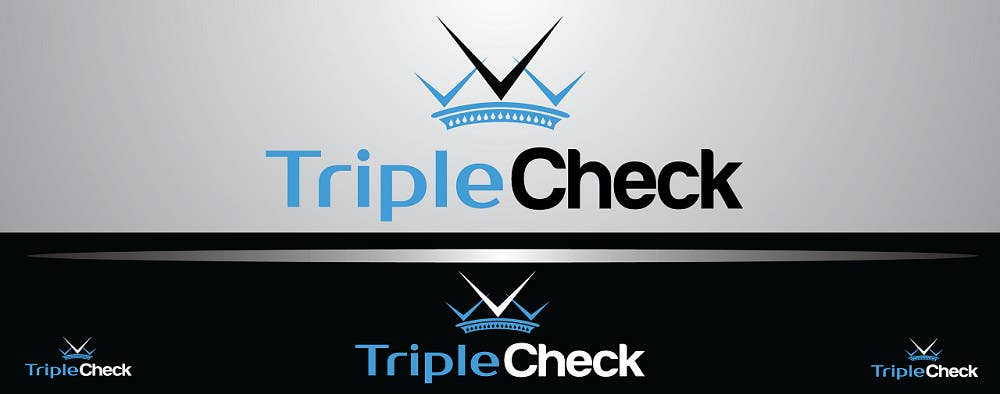 Konkurrenceindlæg #13 for Triplecheck logo and stamp