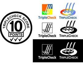 nº 14 pour Triplecheck logo and stamp par johngmcanlas
