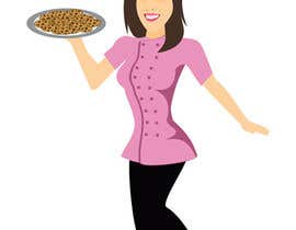 #2 for Caricature of my wife for cookies af Moon0322