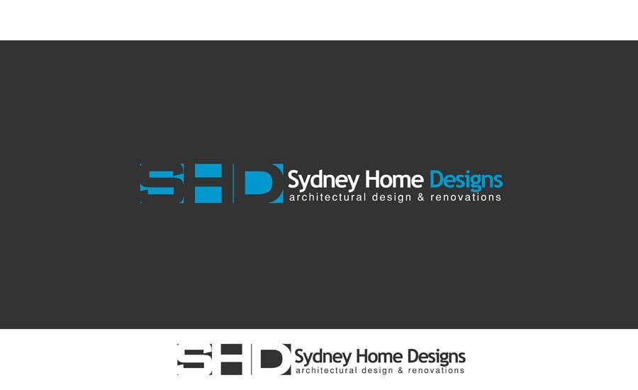 #177 for Logo Design for Sydney Home Designs by bjandres