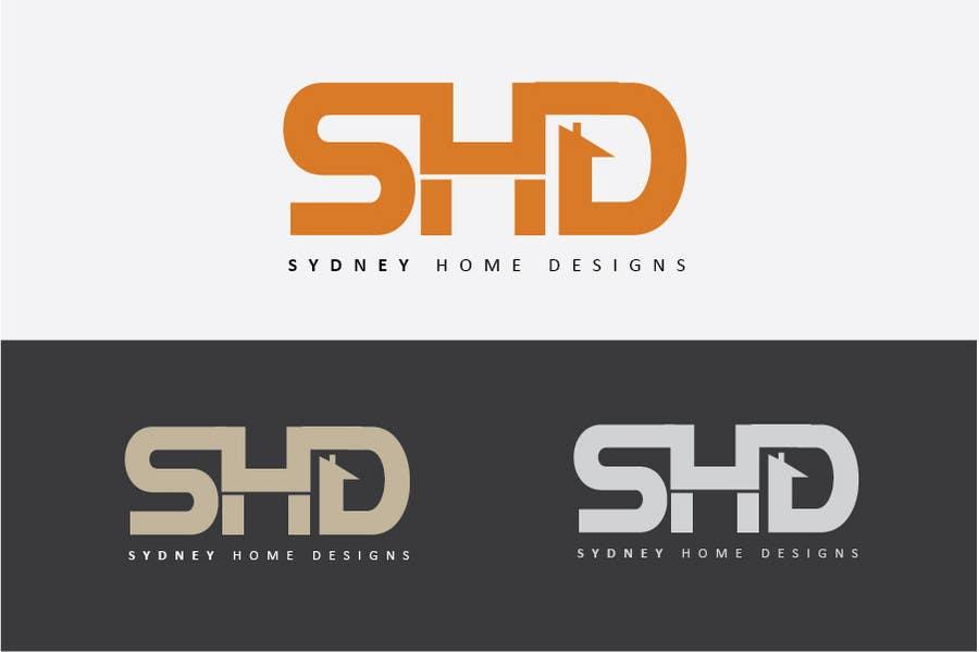 #174 for Logo Design for Sydney Home Designs by appothena