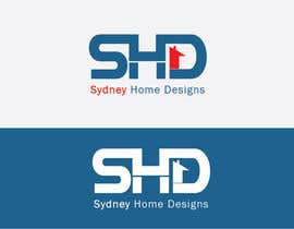 #280 cho Logo Design for Sydney Home Designs bởi appothena