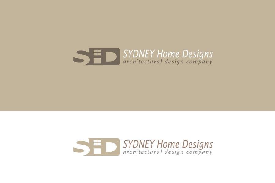#225 for Logo Design for Sydney Home Designs by emilymwh