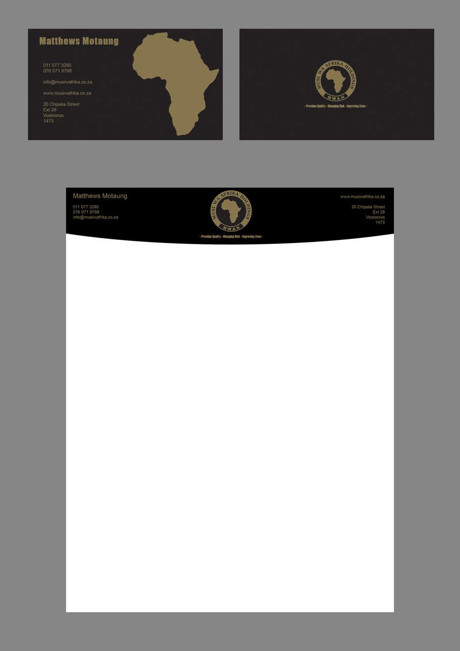 Contest Entry 11 For Design A Letterhead And Business Cards Heavy Duty Transport