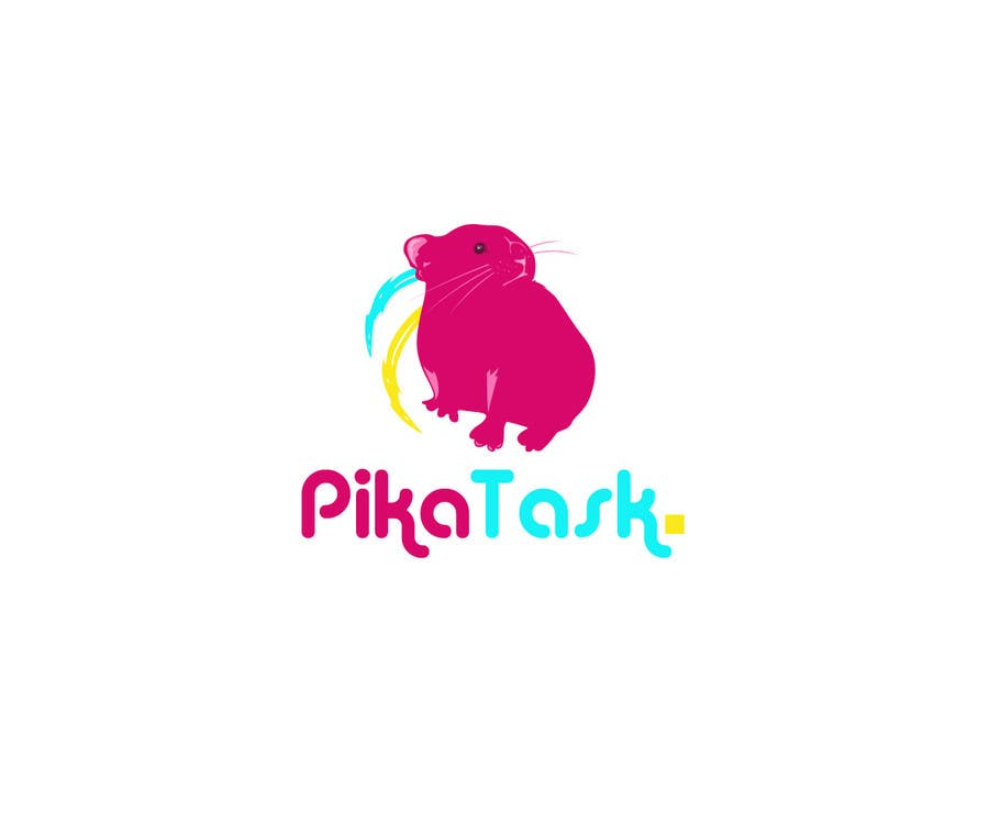 #12 for Design a Logo for PikaTask by zapanzajelo