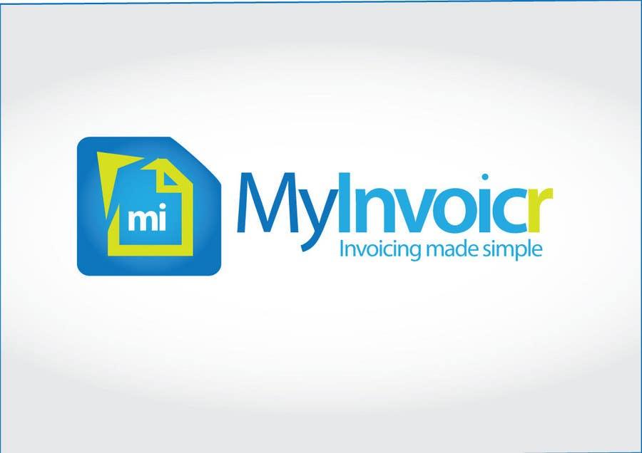 Contest Entry #57 for Logo Design for myInvoicr