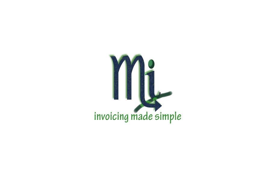 Contest Entry #56 for Logo Design for myInvoicr