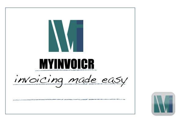 Bài tham dự cuộc thi #50 cho Logo Design for myInvoicr