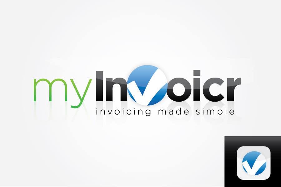 Конкурсная заявка №66 для Logo Design for myInvoicr