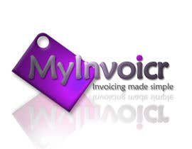 #88 for Logo Design for myInvoicr af DavidPinchen