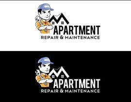 nº 19 pour Design a Logo for Apartment Maintenance Comapny par iakabir