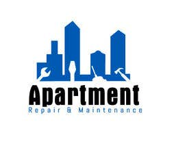nº 25 pour Design a Logo for Apartment Maintenance Comapny par thimsbell