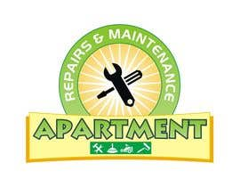 #122 para Design a Logo for Apartment Maintenance Comapny por shobbypillai