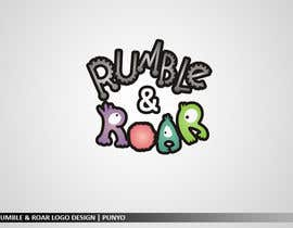 nº 13 pour Design a Logo for Rumble and Roar par punyo